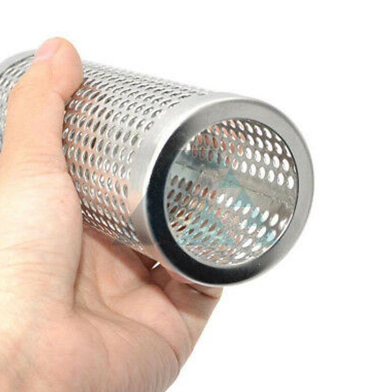 Round Pellet Smoker Tube Custom